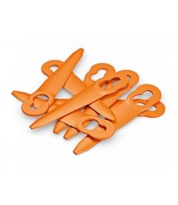 Komplet nożyków z tworzywa sztucznego