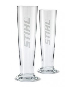 STIHL Zestaw 2 szklanek do piwa