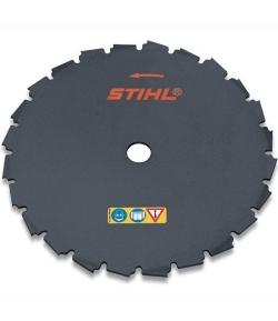 STIHL Tarcza tnąca z zębami przecinakowymi 225mm  (24Z)