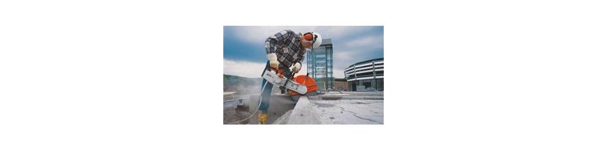 Przecinarki do ciecia stali, betonu, asfaltu, kamieni