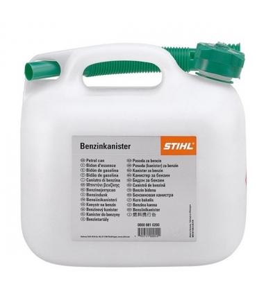 Stihl - Kanister na benzynę 3l -  Kanister na benzynę 3l   lazik-sklep.pl