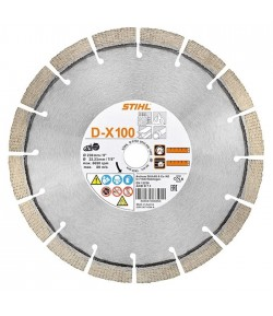 STIHL Diamentowa tarcza tnąca D-X100