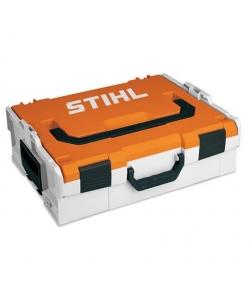 AKKU BOX S Pojemnik na akumulatory z wkładem