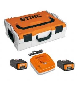 STIHL AKKU BOX POWER Performance Power-Box, 2xAP 300 + szybka ładowarka AL 500