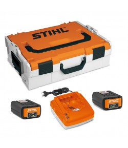STIHL Akku Box Performance, Standard-Box, 1xAP 300 +1xAP 200+ AL 300
